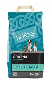 Burns Adult Dog Fish and Brown Rice 7.5kg