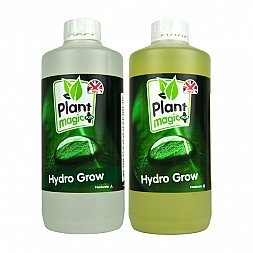 Plant Magic Hydro A&B 1Ltr Soft Water