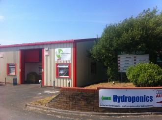 only 20 mins from swansea, J36 M4. Hydroponics shop south wales open for business