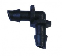 AutoPot Barbed Elbow 4mm