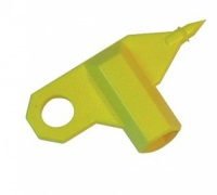 Hole Punch / Spanner Yellow
