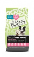 Burns Free From
